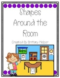 Shapes Around the Room