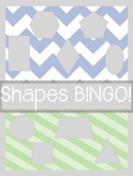 Shapes BINGO!