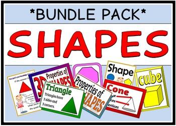Shapes (BUNDLE PACK)