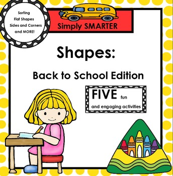 SHAPES:  Back to School Edition