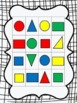 Shapes Bingo
