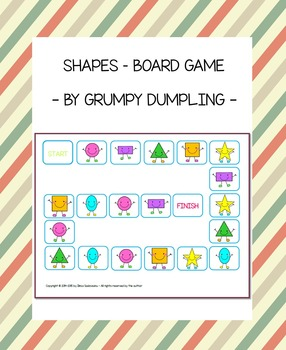 Shapes - Board Game