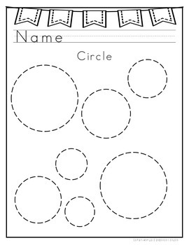 Shapes Bundle- 2D Shapes Worksheets and Activities
