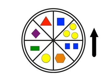 Shapes Center Game