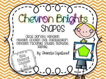 Shapes {Chevron Brights}