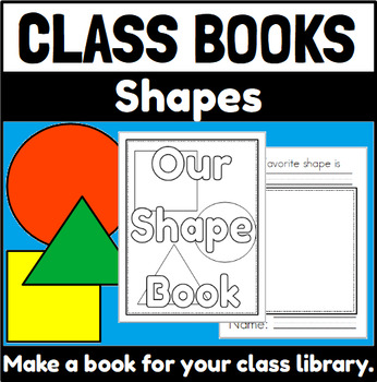 Shapes Class Book