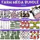 Shapes Clip Art - Farm Shapes {jen hart Clip Art}