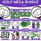Shapes Clip Art - Golf Shapes {jen hart Clip Art}