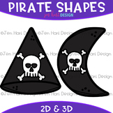 Shapes Clip Art - Pirate Shapes {jen hart Clip Art}