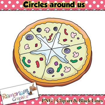 Shapes 2D Circles Clip art