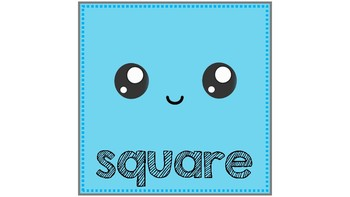Shapes Clip art - figures(square, rectangle, triangle, rhombus, and more..)