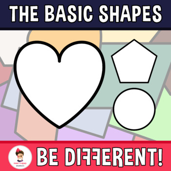 Shapes Clipart (Basic Pack)