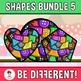 Shapes Clipart (Bundle 5)