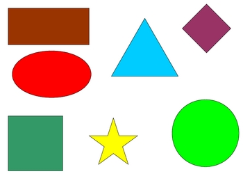 Shapes, Colours, Lines and Counting