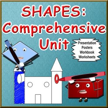 Shapes: Comprehensive Unit