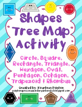 Shapes Cooperative Group Activity - K.G.2 (10 Shapes)