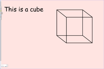Shapes; Cube