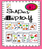 Shapes Display