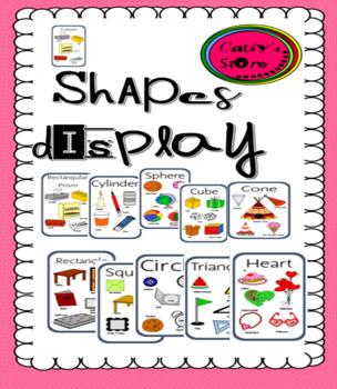 Shapes Display