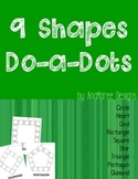 Shapes Do-a-dot