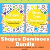 Shapes Dominoes Bundle