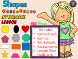 Shapes - ELL Power Point Lesson