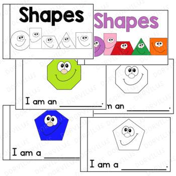 Emergent Reader - Shapes
