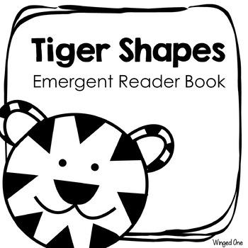 Shapes Emergent Reader Book
