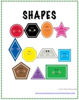Shapes (English)