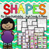 Shapes Envision Math 2.0 Topic 15 Packet