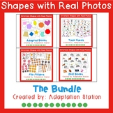 Shapes Errorless Learning with Real Photo Bundle