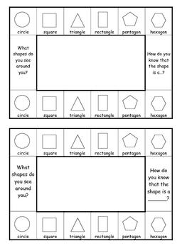 Shapes Finder Window!
