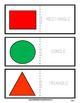 Shapes Flashcards - Cut & Fold Flashcards - Kindergarten to Grade 2 (2nd Grade)