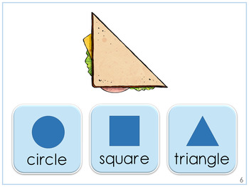 Shapes   Flat and Solid 3D   Digital Tasks for Special Education