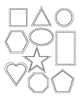 Shapes Folder Game