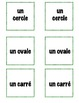 Shapes (French) Les formes