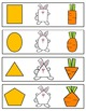 Shapes Fun / Interactive Math Cards & Lessons / Montessori Style / Hands-on