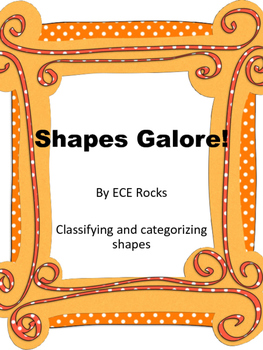 Shapes Galore!