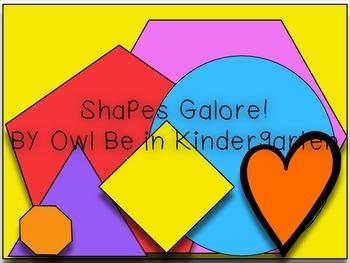 Shapes Galore!