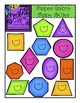 Shapes Galore {Creative Clips Digital Clipart}