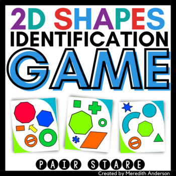 Shapes Game: Pair Stare