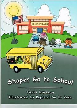 Shapes Go to School