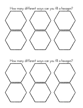 Shapes: Hexagon