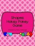 Shapes Hokey Pokey