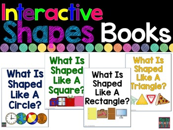 Shapes: Interactive Books