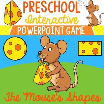 Shapes Interactive Game (PreSchool & Kinder)