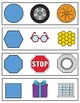 Shapes Interactive Math Cards & Lessons / Montessori Style
