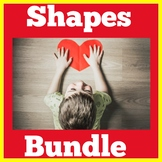 Shapes Kindergarten BUNDLE