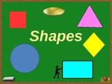 Shapes Kindergarten Pre-Kindergarten