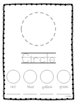Shapes - Las figuras geometricas basicas